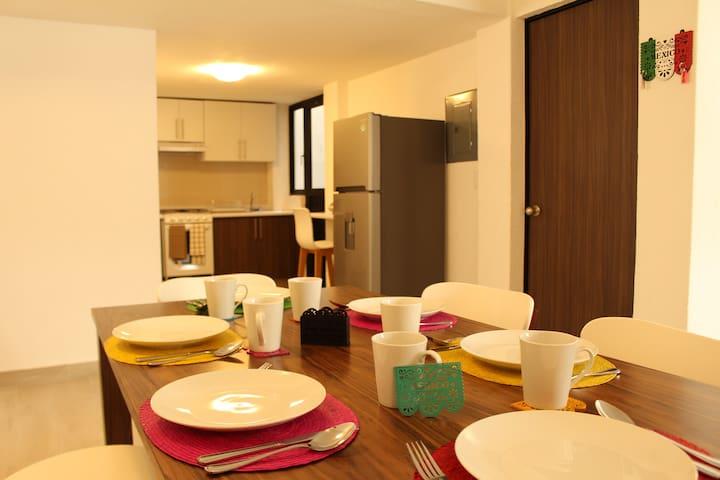 México Chulo - Apartment 102
