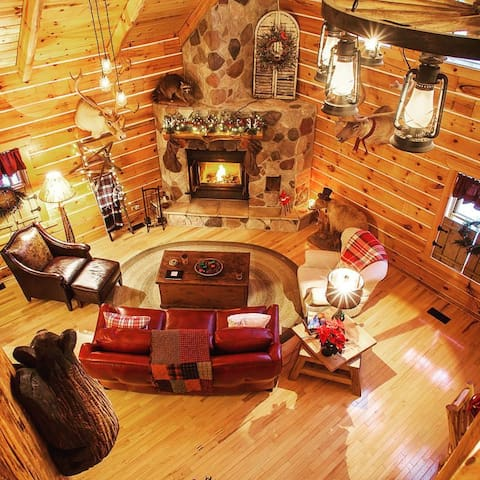 Seminole Wind Lodge - Clare - Cabin