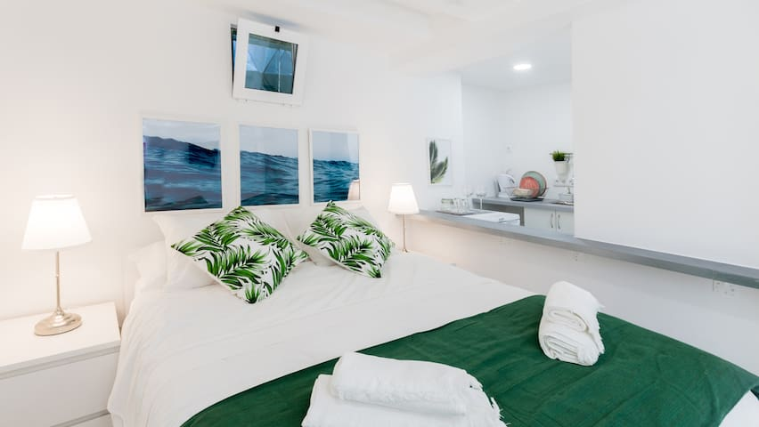 Cascais Center MiniHouse for 2 - 3min from the Sea