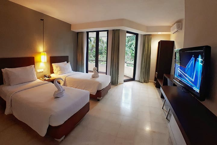 THE BATU Hotel - Deluxe Room