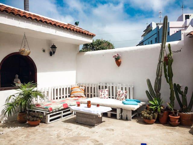 Casa Antonia Guesthouse room 1 - Icod de los Vinos - Rumah