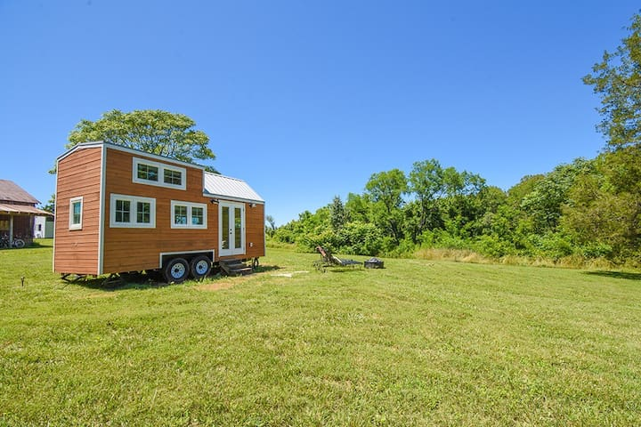 NEW! Tiny Zen House @ The Farm-7 mins to DTWS