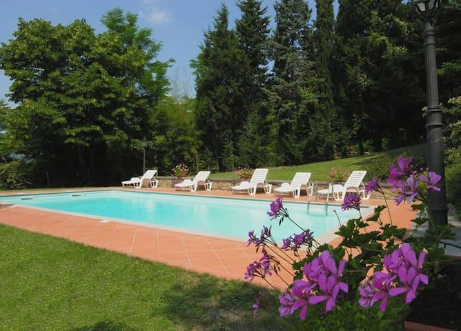 Villa Goccia - Ponzalla - Villa