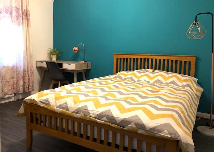 Beautiful double room in E16 -2