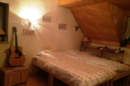 CHARMING HOUSE WITH FOREST CLOSE TO AUSTRIA - Retnje