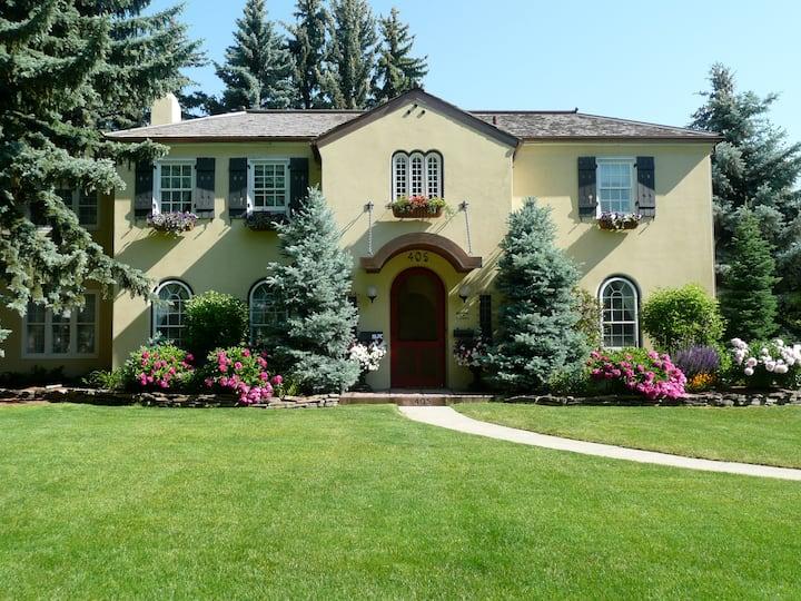 The Montana Mountain Villa