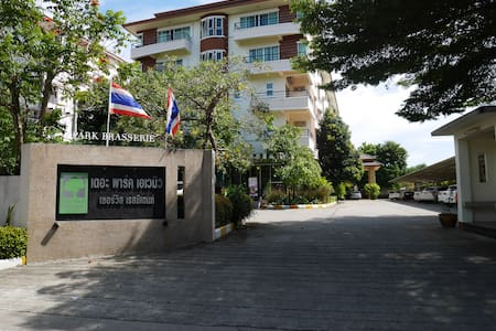 The Park Avenue Serviced Residence - Rayong - Servicelägenhet