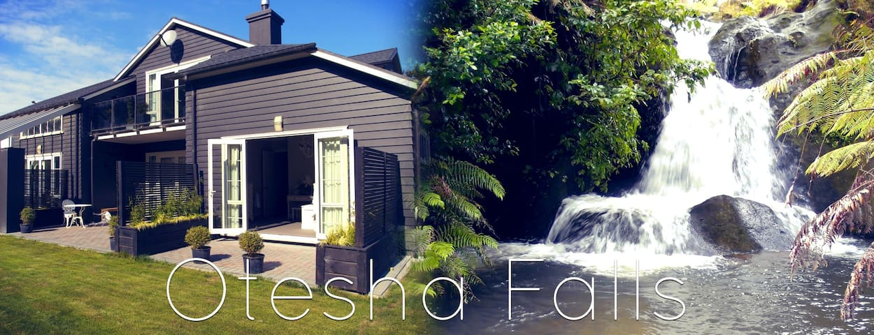 Otesha Falls the place to unwind. - Waihi - Bed & Breakfast