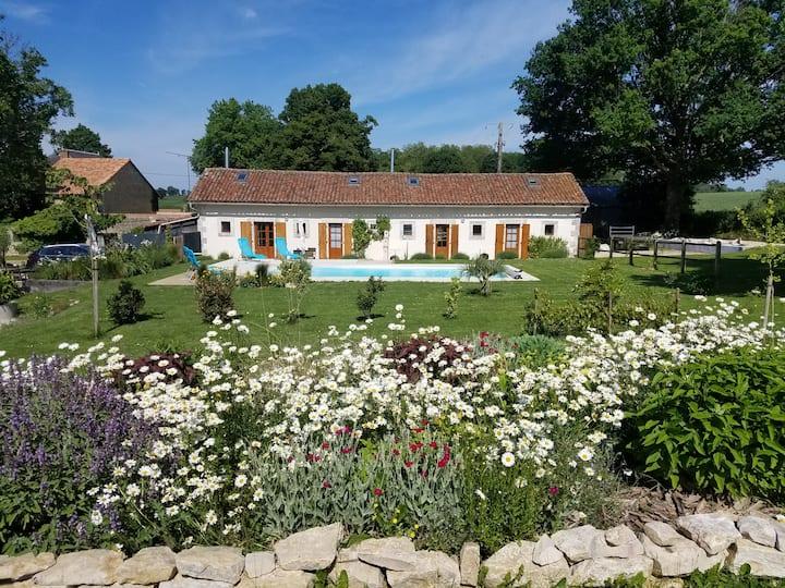 La Perdrix - Romantic hideaway in SW France