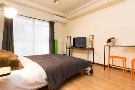 1 Bedroom Apt nr2STAs 1min>Ueno Easy>Asakusa WiFi - Taitō-ku