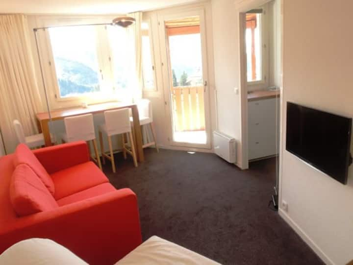 Attractive and pleasant small 2 rooms