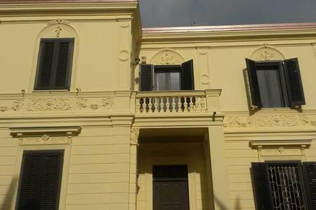 Villino con vincolo storico cultura - Villa