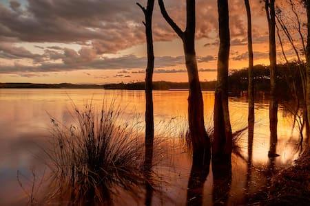 Lake to Ocean on Wallis Lake - Coomba Park