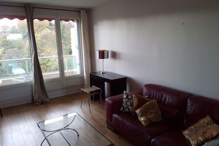 Appartement calme près de Paris pour ptite famille - Le Pecq