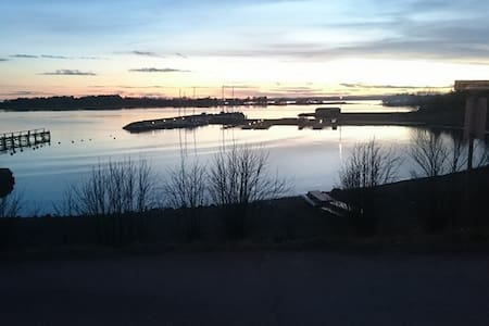 Private apartment in house, close to sea - Rygge