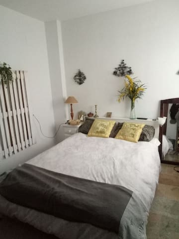 Suite con encanto / Cozy private suite - Huelva - Flat