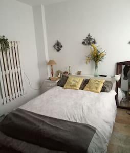 Suite con encanto / Cozy private suite - Huelva - Wohnung