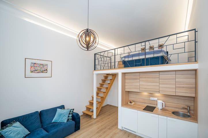 Cozy SELF-CHECKIN city centre apartment