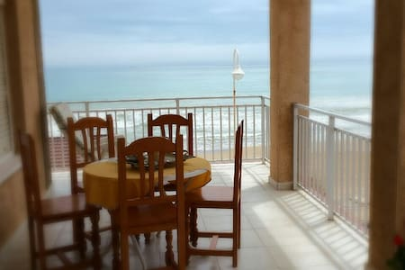 Lovely homely place right at beachfront - Guardamar del Segura