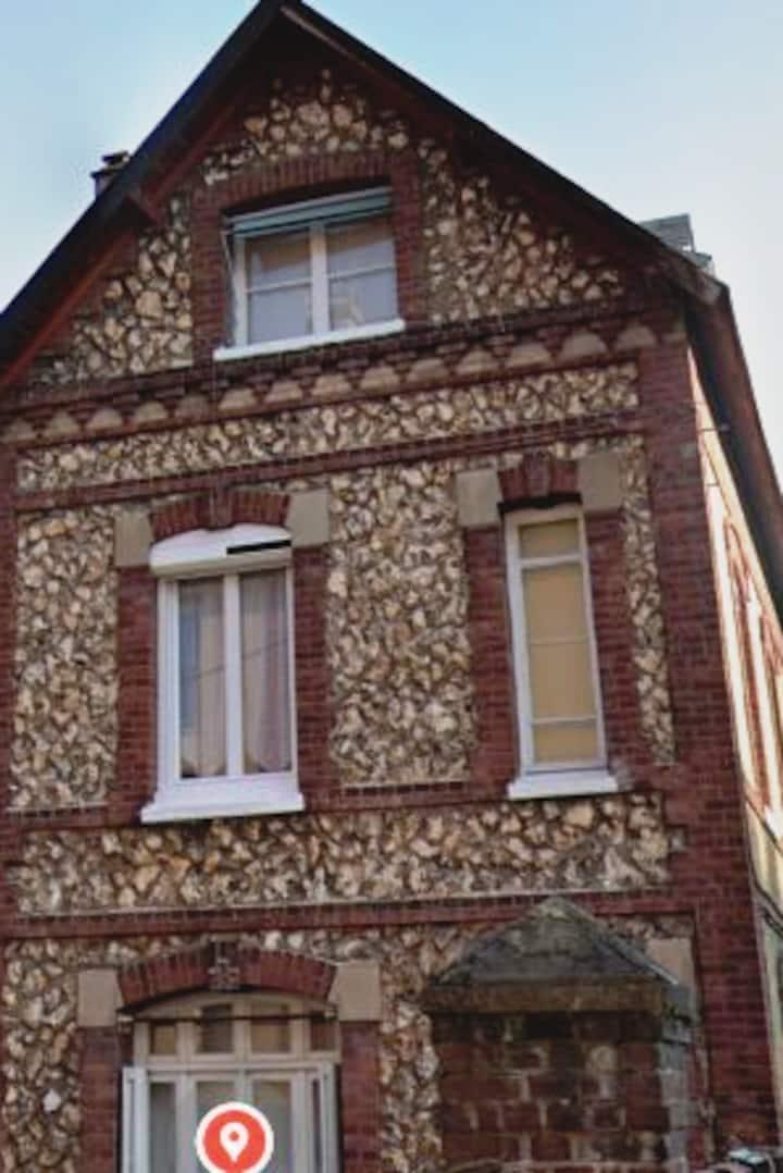 Chambre Rouen Europe st Sever