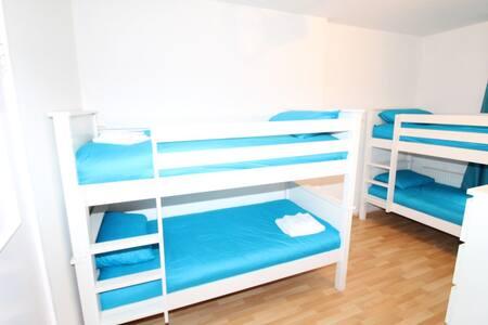 1 bed 4 shared lovely room CENTRAL LONDON 5 - Londýn