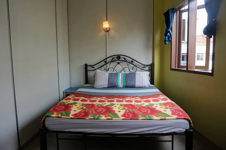 Comfortable Double RM in Melaka City Centre