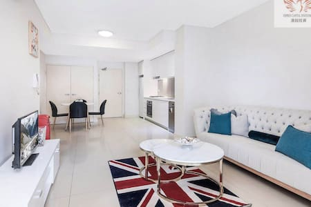 @7 Nice apartment close to city and restaurants