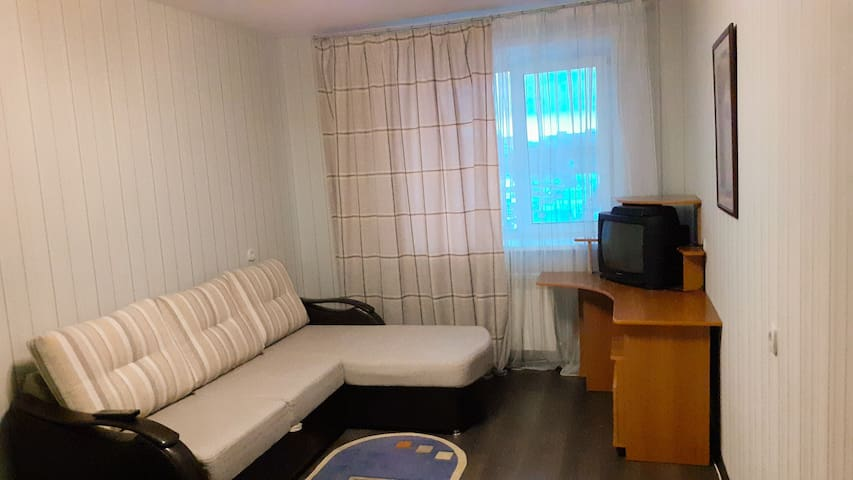 Apartments Zavolzhskaya street