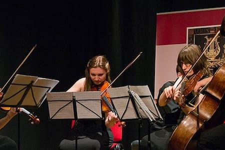 VALTIDONE FESTIVAL competition - Sala Mandelli - Haus