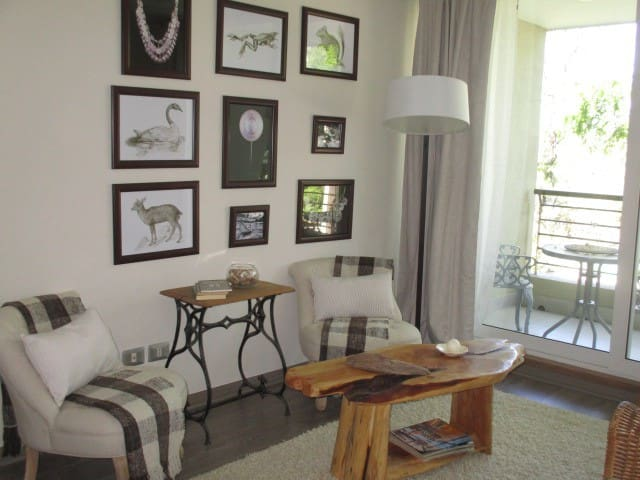 Departamento ideal para parejas - Pucón - Appartement
