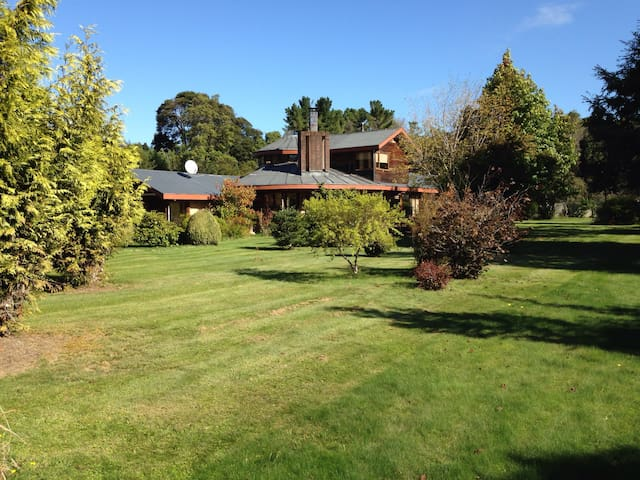Hotel Boutique Airport (Roble) - Puerto Montt - House