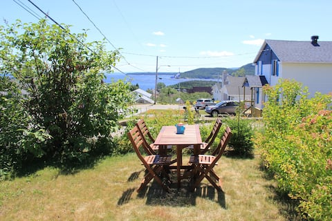 Self Catering Vacation Rental Between Earth and Sea