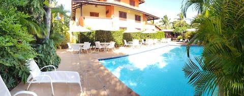 Apartamento Praia do Forte - Nossa Casa na Bahia