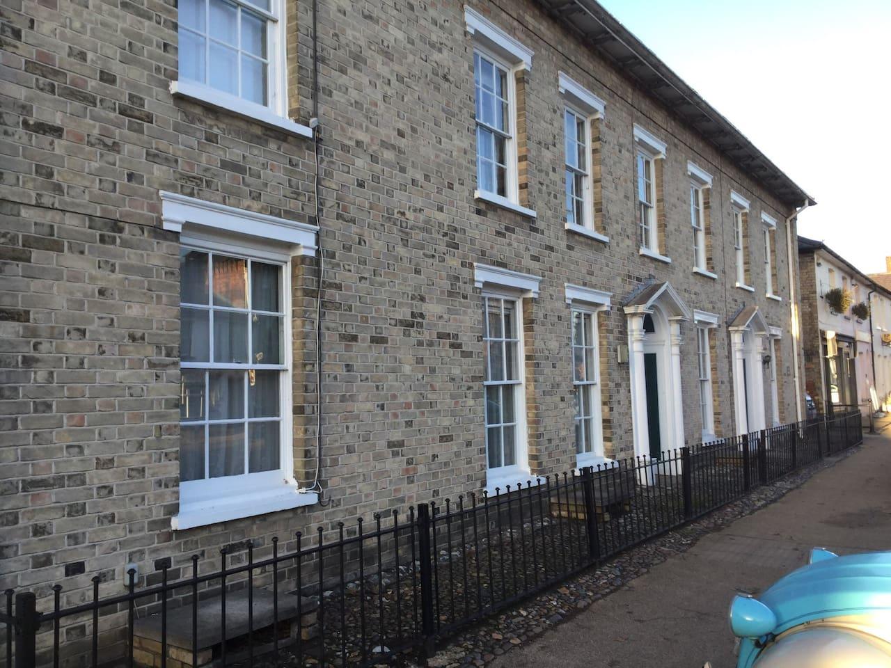 List House, Hall Street, Long Melford