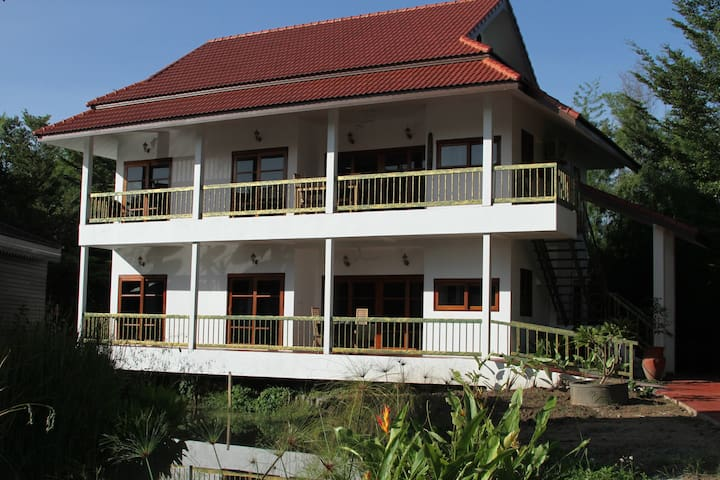 2 bedroom lower floor suite at Jasmine - Chiang Mai - Lejlighed