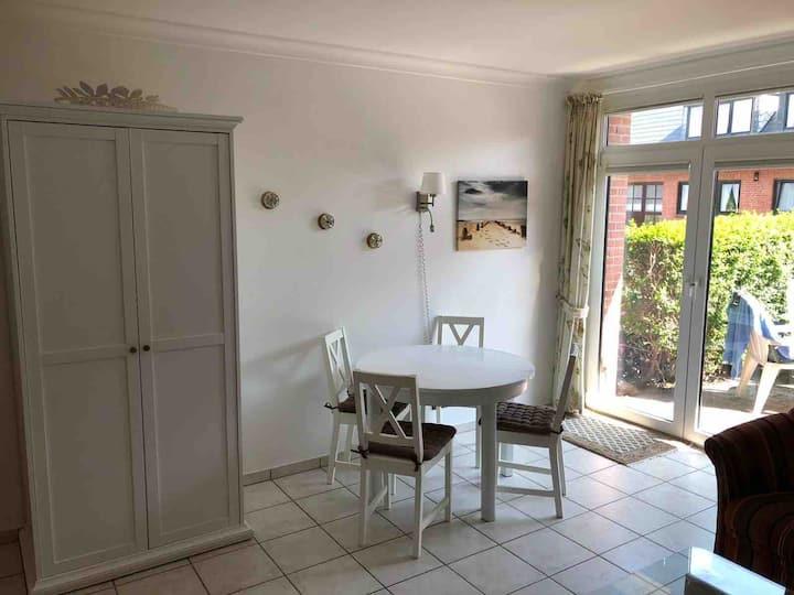 Strandnahe 2-Zimmer- Wohnung in Westerland, 2-4 P.