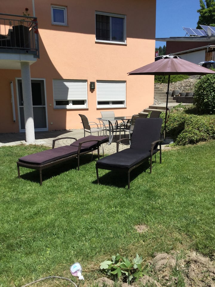 Schöne Ferienwohnung in Daisendorf am Bodensee