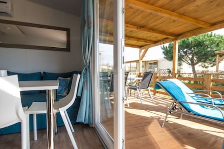Mobile Home 5538 for 4+2 Persons - Umag - Apartmen