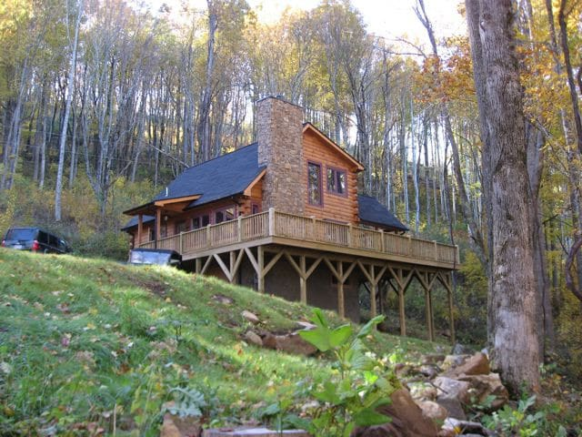 The Cozy Cabin- Special Family Place - Bakersville - Cabaña