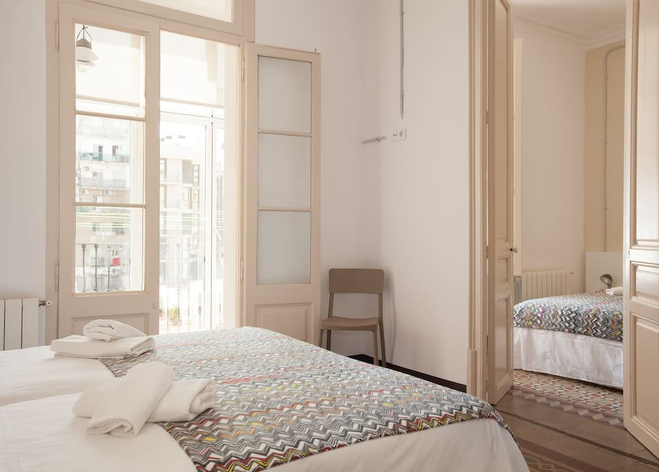 Rooms With Ac Barcelona