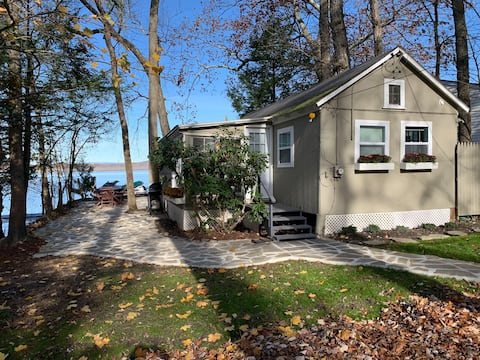 Lakefront Getaway 1 Hr from NYC