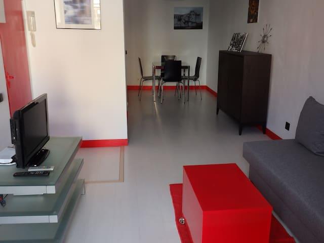 Apartamento en el Fòrum