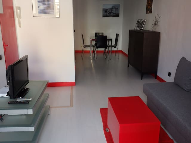 Apartamento en el Fòrum - Tarragona - Leilighet