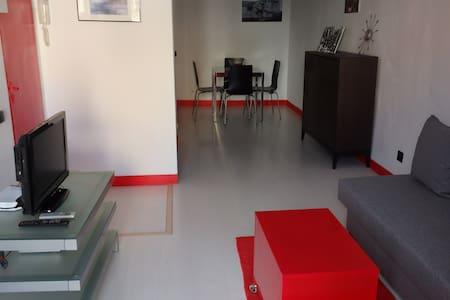 Apartamento en el Fòrum - ทาราโกน่า - อพาร์ทเมนท์