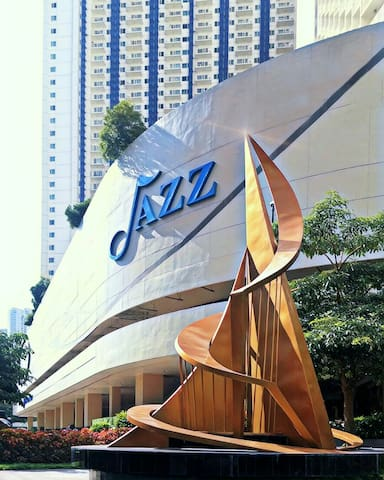 The Sojourn @ Jazz Residences