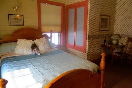 Carriage House Bed & Breakfast - Toy Room - Winona - Bed & Breakfast