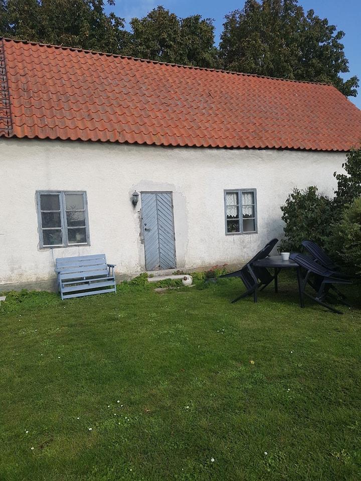 Del i Flygel på Norra Gotland