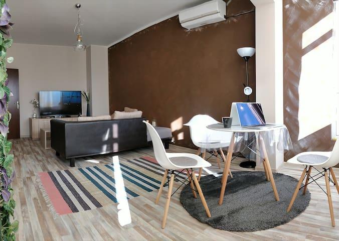 Charming Bright New Apartment