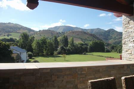 Au coeur du Pays Basque, entre montagne et océan - Ossès - Huoneisto