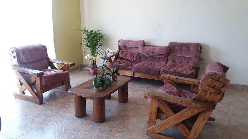 Departamento Coyoacán - Ciudad de México - Appartement